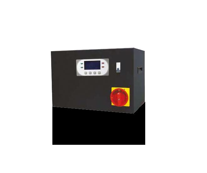 R1 SERİSİ 6-30 kVA Servo Voltaj Regülatörü Image