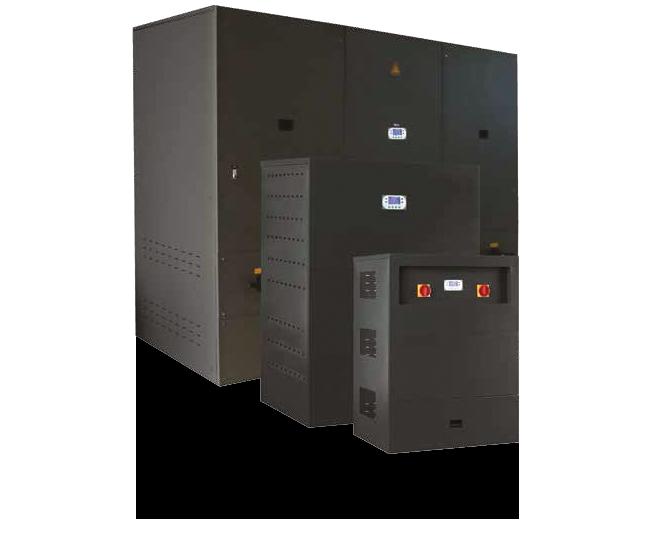R3 SERİSİ 10-800 kVA Statik Voltaj Regülatörü Image