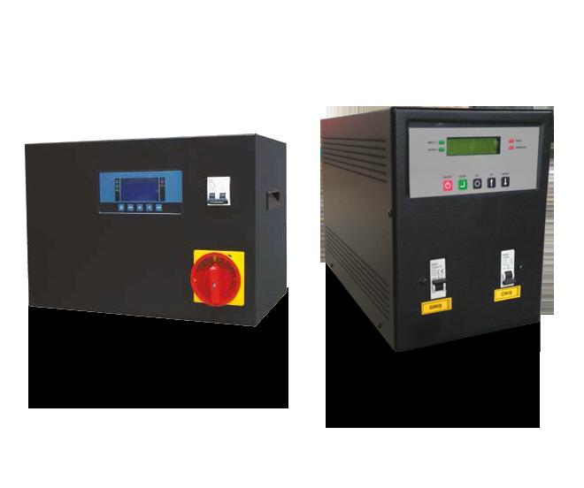 SR1 SERİSİ 1-30 kVA Statik Voltaj Regülatörü Image